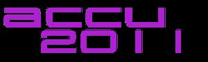 ACCU 2011 logo
