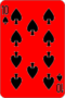 Ten of Spades, moved