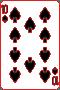 Ten of Spades, selected