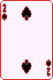Two of Spades, selected