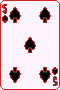 Five of Spades, selected