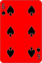 Six of Spades, moved