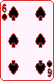 Six of Spades, selected