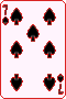 Seven of Spades, selected