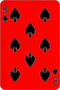 Eight of Spades, moved