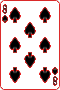 Eight of Spades, selected