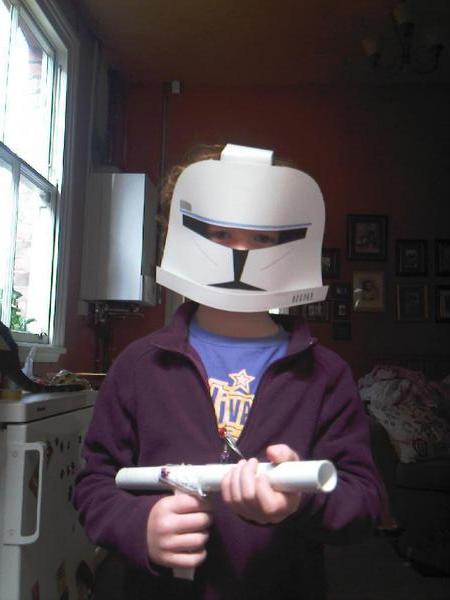 Clone Trooper!