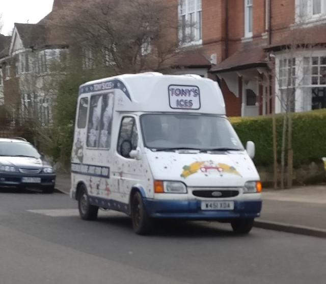 The Van In Question